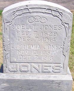 Euphemia Jones