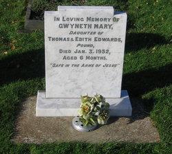 Gwyneth Mary Edwards