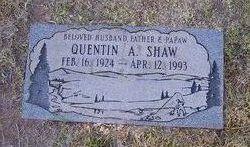 Quentin A. Shaw