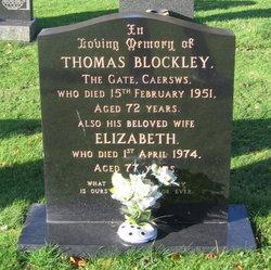 Elizabeth Blockley
