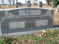 S H Lutitia <I>Griffing</I> Barker