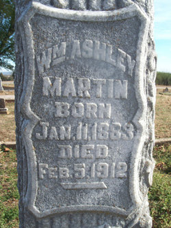 William Ashley Martin