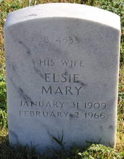 Elsie Mary Bowery
