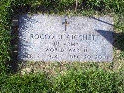 Rocco J. Cicchetti