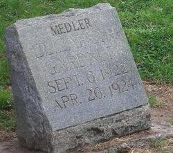 Elizabeth Gardner Medler