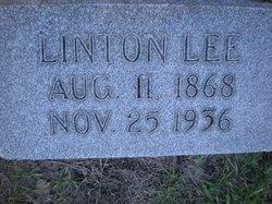 Linton Lee