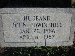John Edwin Hill