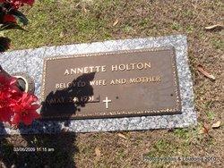 Annette Holton