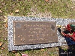 John Holton, Jr