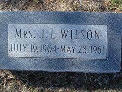 Mrs J. L. Wilson