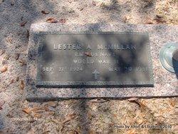 Lester Arnold McMillan