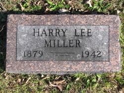 Harry Lee Miller