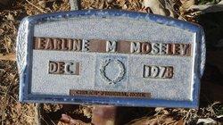 Earline M. Moseley