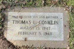 Thomas L. Conklin