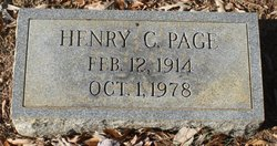 Henry C. Page