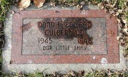 Donnie Edward Culbertson