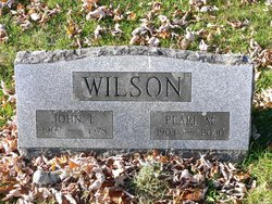 Pearl M. <I>Dean</I> Wilson