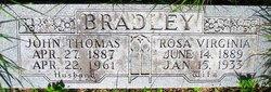 Rosa Virginia Bradley