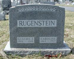 Gustave F Rugenstein