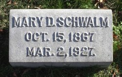 Mary D. Schwalm