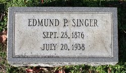 Edmund P. Singer