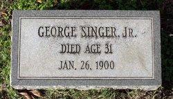 George Singer, Jr