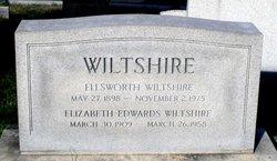 Elizabeth <I>Edwards</I> Wiltshire