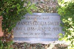 Frances Cecilia Smith