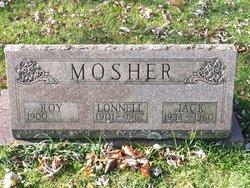 Roy M Mosher