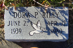 Dora P Riley