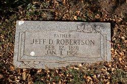 Jeff D. Robertson