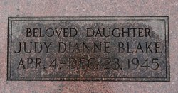 Judy Dianne Blake