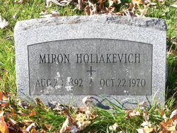Miron Holiakevich