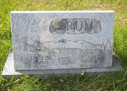 Helen D <I>Turner</I> Krum