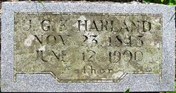 James G. K. Harland