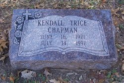 Kendall Trice Chapman