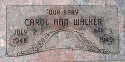 Carol Ann Walker