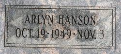 Arlyn Hanson