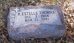Rebecca Estelle Thomas