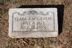 Clara J. McGilvray