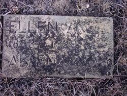 Ellen A. <I>Hatfield</I> Allen