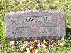 John Mowchan