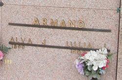 """Lillia """"Lela"""" <I>Lemoine</I> Armand"""