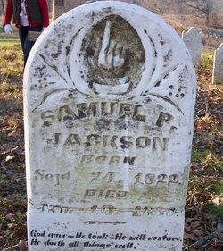 Samuel Pickney Jackson