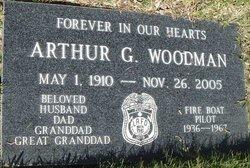 Arthur G Woodman
