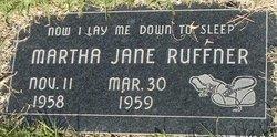 Martha Jane Ruffner