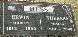 """Erwin """"Mickey"""" Huss"""