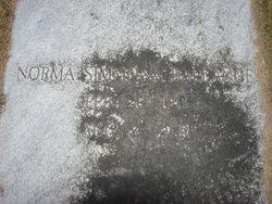Norma <I>Simmons</I> Ballance