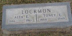 Toney Evert Lockmon