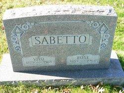 Rose Sabetto